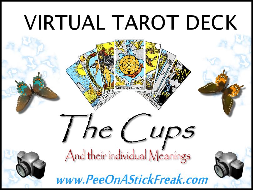 Virtual Tarot Deck (The Cups)